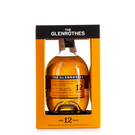 Speyside Single Malt Scotch Whisky 12 years old 0,70l