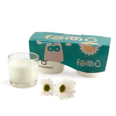 Yogurt Magro Senza Lattosio 2x125g