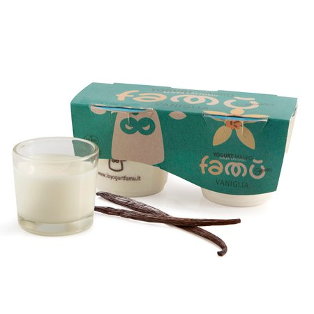 Yogurt alla Vaniglia Senza Lattosio 2x125g