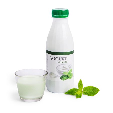 Yogurt alla Menta 500g