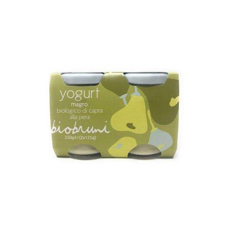 Yogurt di Capra Bio alla Pera 2x125g