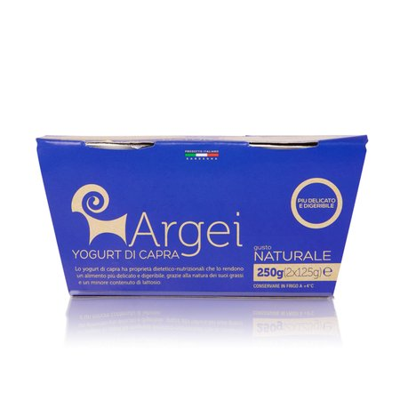 Yogurt di Capra Naturale  2x125g