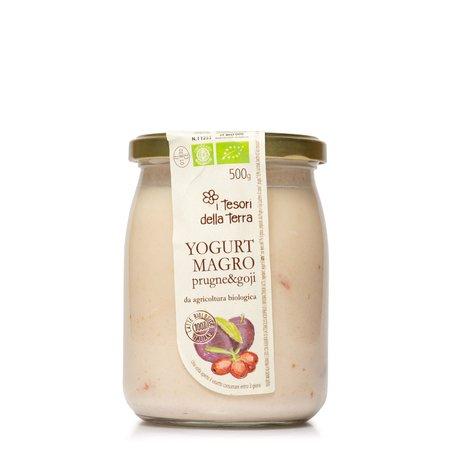 Yogurt Magro Prugne e Goji