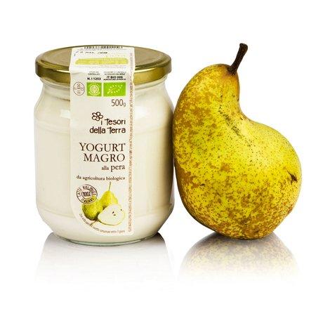 Yogurt Magro alla Pera Bio 500g