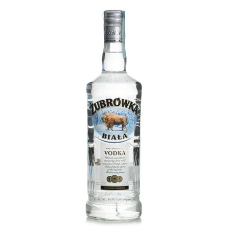 Vodka Zubrowka Biala  0,7l