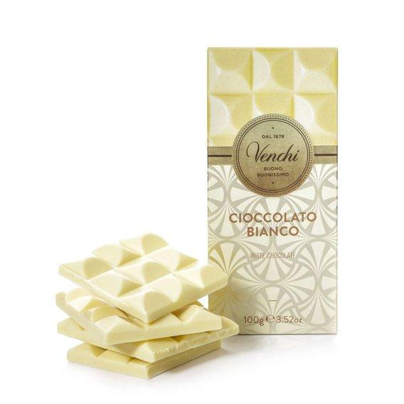 Tavoletta Cioccolato Bianco Extrafine 100g
