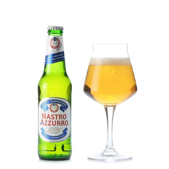 Birra Nastro Azzurro 0,33l