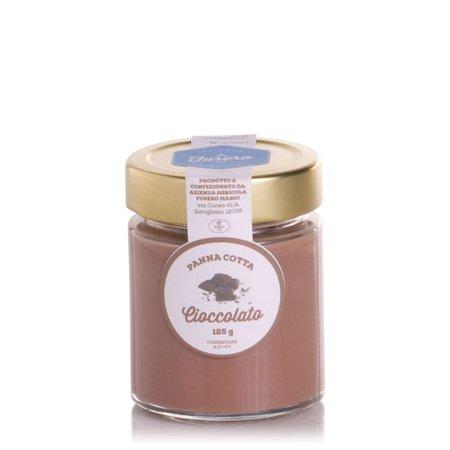 Panna Cotta al Cioccolato 125g