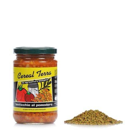 Zuppa di Lenticchie e Pomodoro 300g