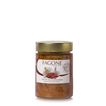 Filetti di Cipolla di Giarratana alla Siciliana 300g