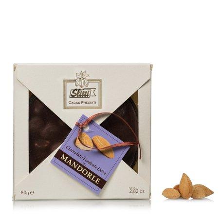 Mini Tortina di Cioccolato Fondente e Mandorle 80g
