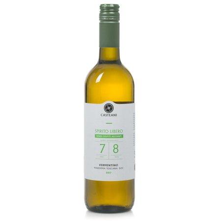 Vino Spirito Libero Bianco 0,75l