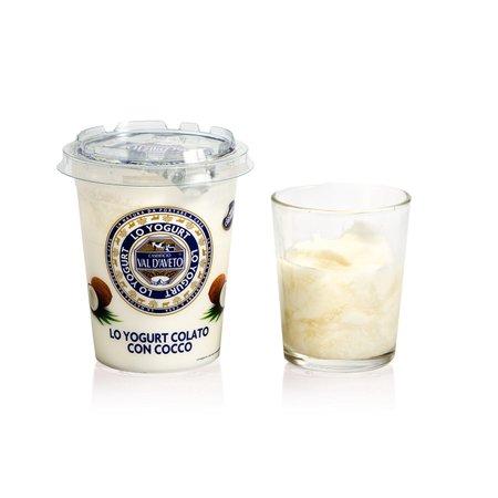 Yogurt con Cocco 180g