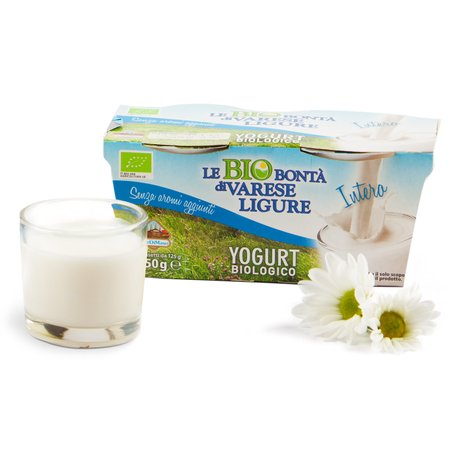 Yogurt bianco 2x125 g