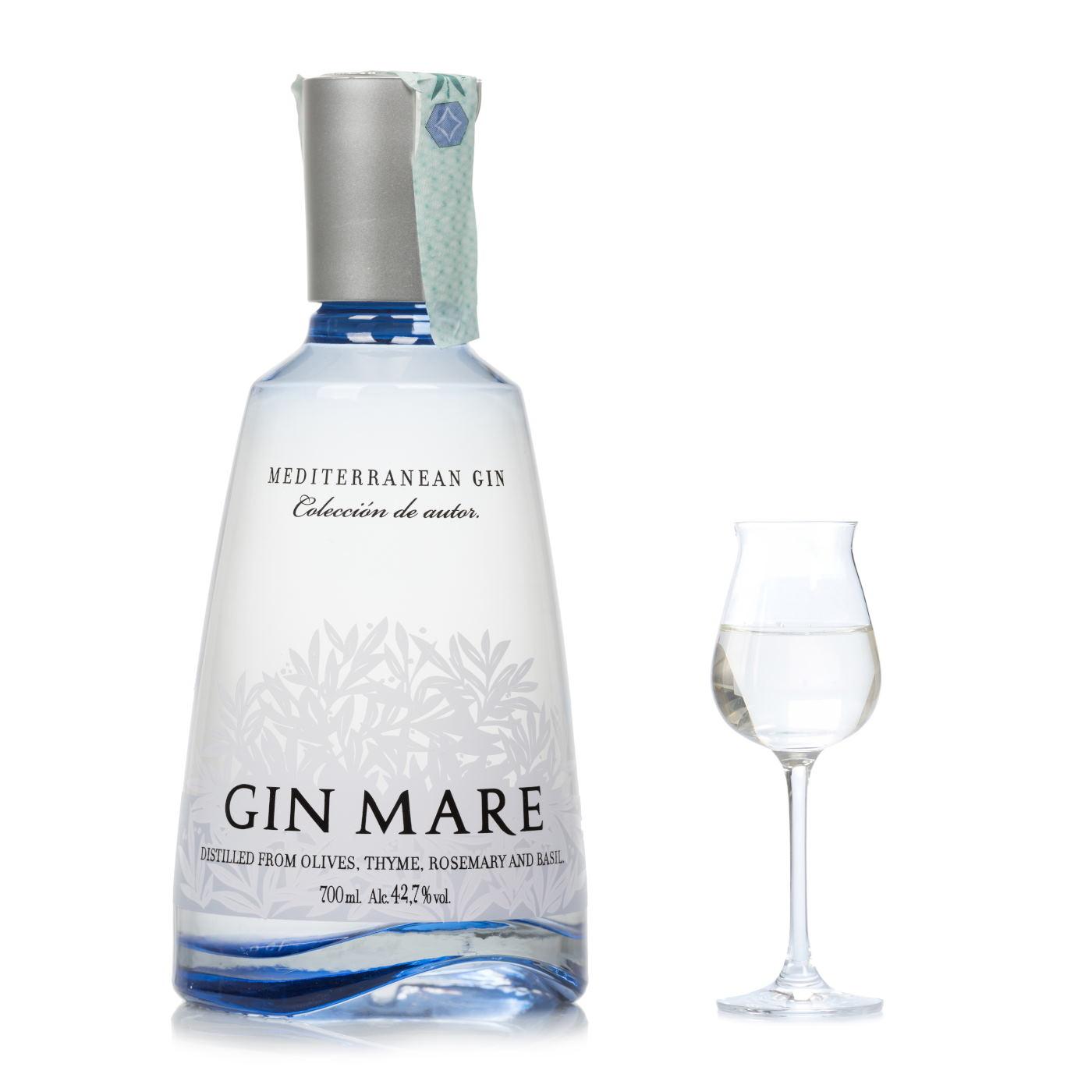 Marc e Manuel Giro Gin Mare 0.7l