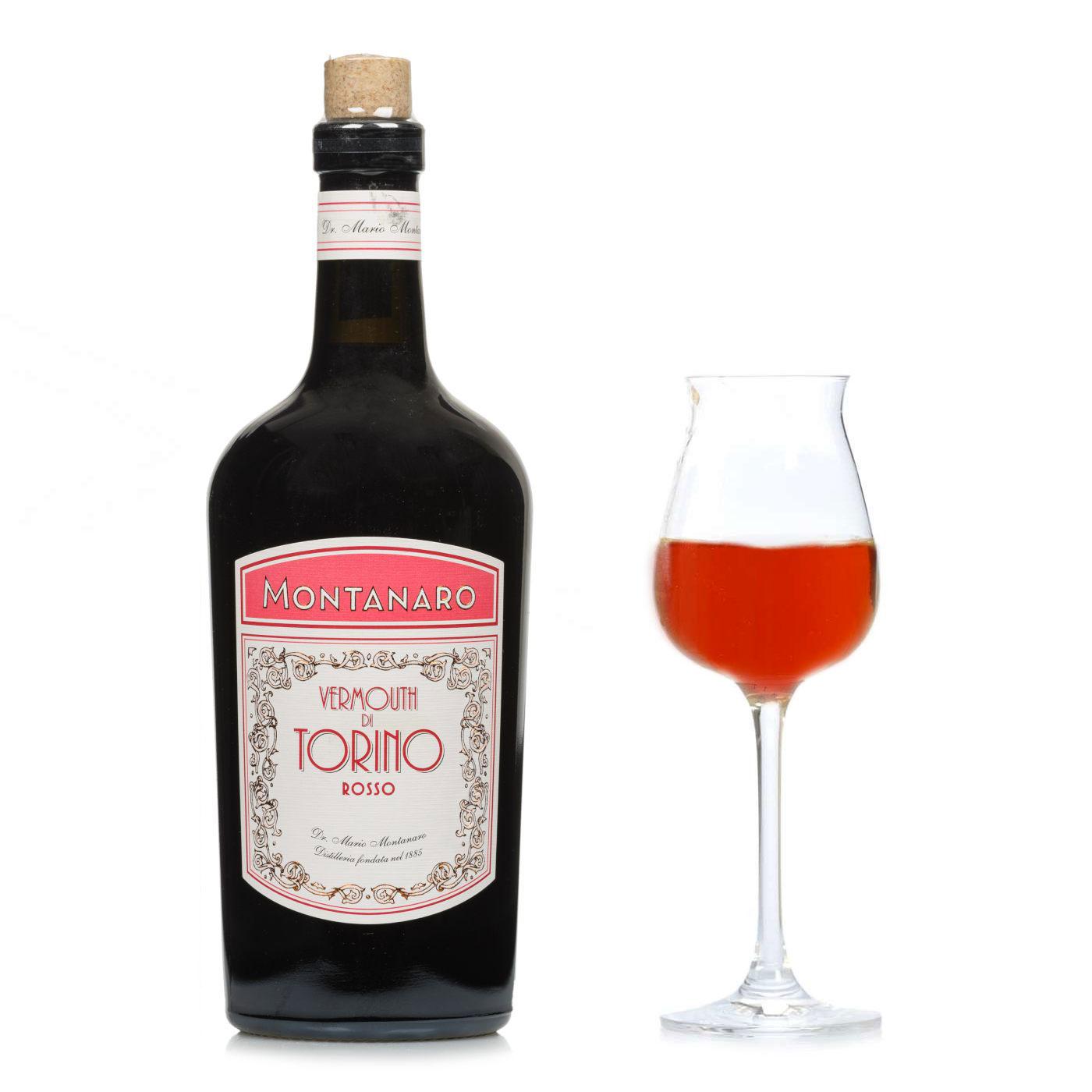 Montanaro Vermouth Rosso 0,75l