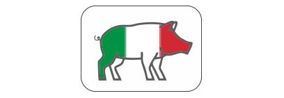 Solo suini italiani