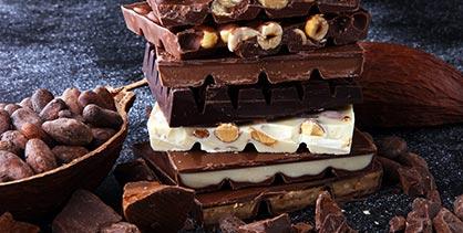 Il Cioccolato al Latte e Bianco