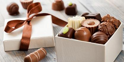I Cioccolatini e le Praline