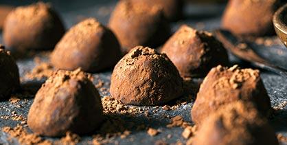 I Tartufi di Cioccolato