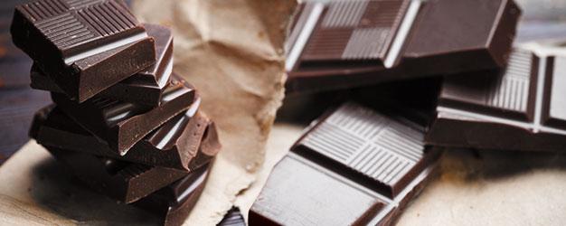 Tavolette di cioccolato fondente
