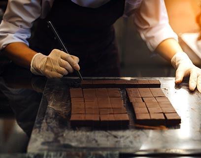 Il cioccolato artigianale