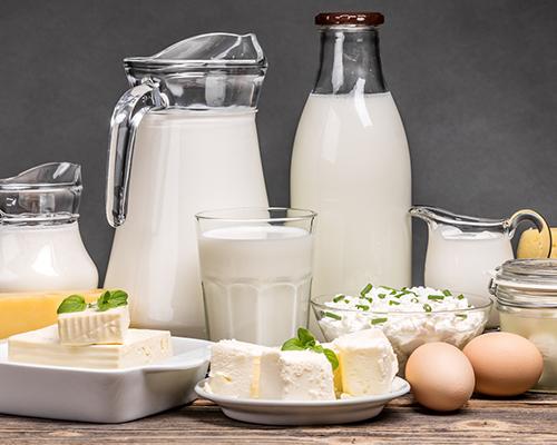 Latticini e uova
