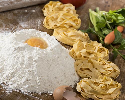 Pasta fresca e sughi