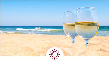 I vini dell'estate