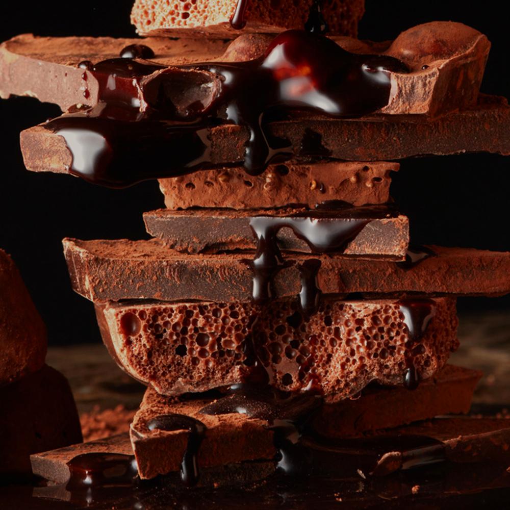 Il cioccolato in tutte le sue forme