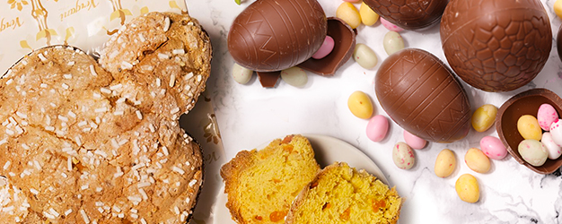 I dolci di Pasqua