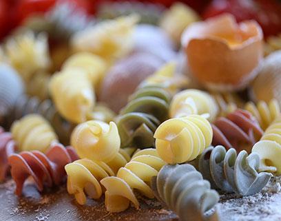 La pasta con grani antichi e farine speciali