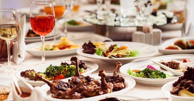 I menù delle feste - I migliori prodotti per tanti gusti differenti.