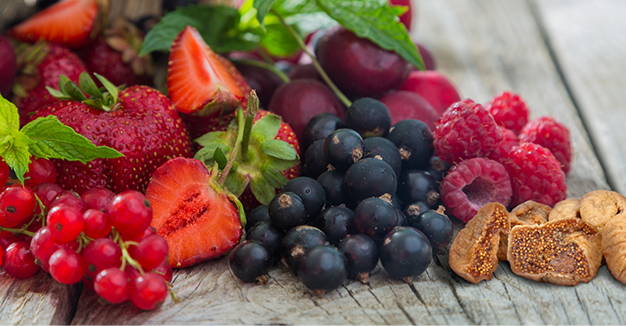 Frutti di Bosco e Frutta Secca