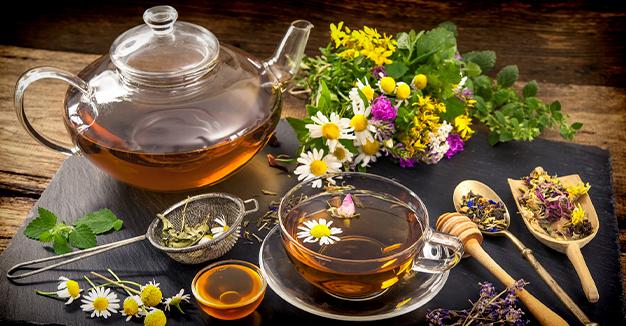 Tanta voglia di tè - Tè, infusi e tisane per un momento rigenerante.
