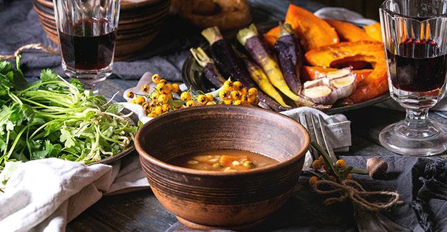 Zuppe e vini - Tanti abbinamenti che sapranno conquistarti.