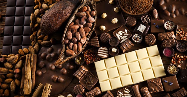 Le tante facce del cioccolato - Un viaggio alla scoperta di questo magico ingrediente.