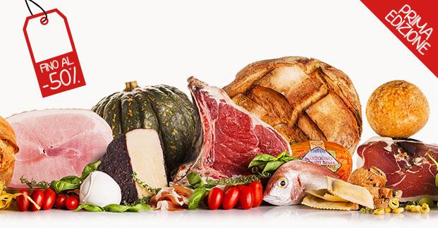 Stai Fresco! Super offerte fino al -50% - La festa dei banchi di Eataly con offerte mai viste prima.