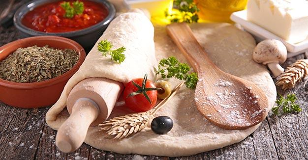 La giornata della pizza - Tutti gli ingredienti per prepararla a regola d'arte.