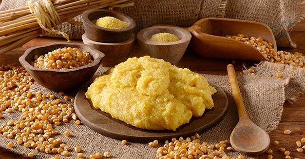 La polenta e i suoi condimenti - Per piatti ricchi di gusto.