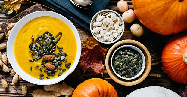 I cibi di stagione - Scopri tutte le specialità di ottobre.