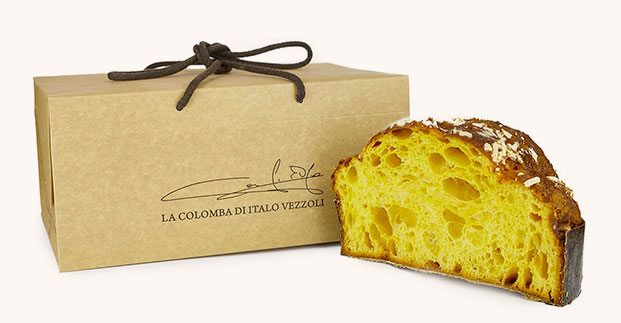 L'eccellenza si fa Colomba - La colomba artigianale di Italo Vezzoli e...