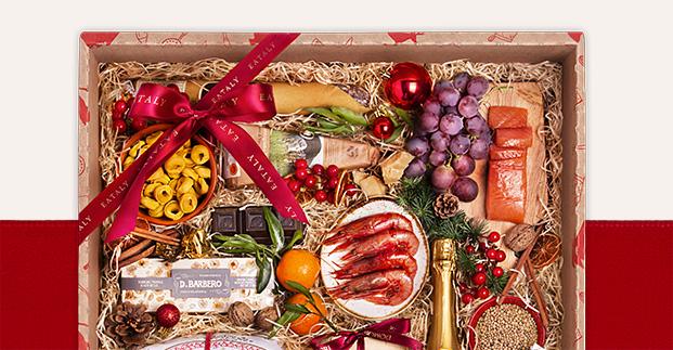 Un Natale di tutto rispetto - Porta le feste in tavola con l'eccellenza dei prodotti della nostra tradizione!