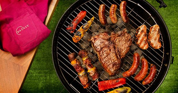 Tutto per la grigliata - La migliore carne e tutti i prodotti in abbinamento.