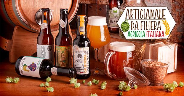 Birre Artigianali FAI - Scopri tutto il sapore delle nuove birre artigianali Made in Italy.