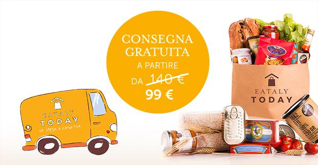 Promozione speciale - Consegna gratuita su tutti gli ordini sopra i 99 €. Fino al 30 novembre.