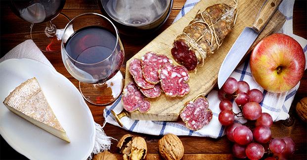Mangiamo di stagione - Uva, funghi e zucca... Scopri tutte le specialità autunnali.