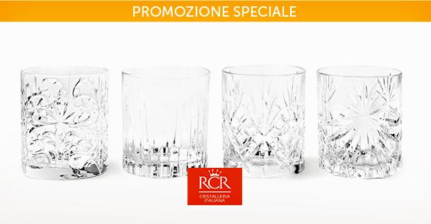 In regalo per te un set di bicchieri - Con una spesa minima di 120 €. Scopri di più!