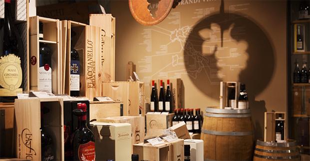 Vini e birre in offerta! - Scopri la selezione di vini italiani e birre italiane in sconto questo mese.